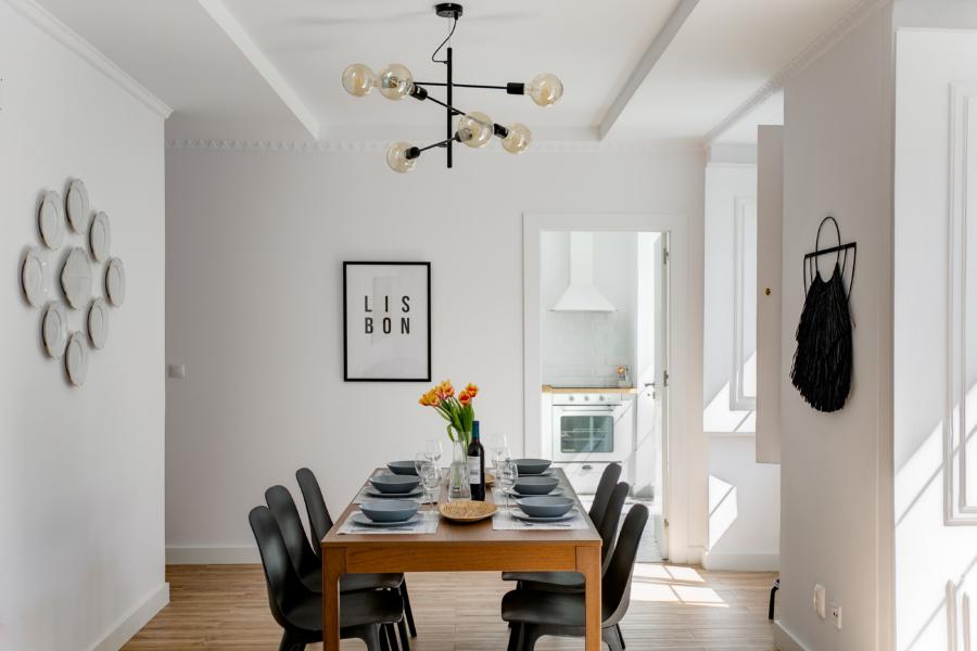 AL – Sala de jantar