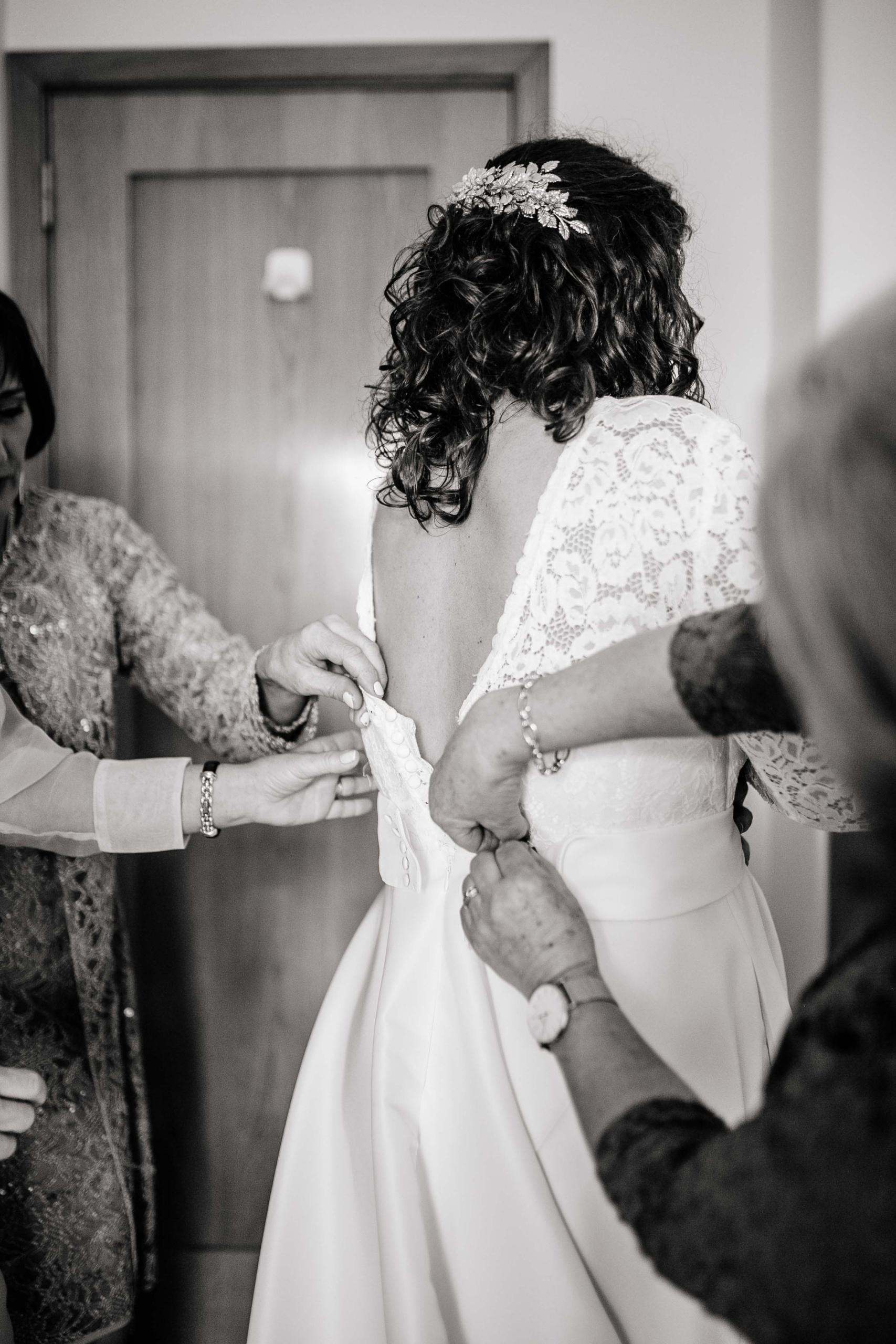 Casamentos – Preparaçao vanessa